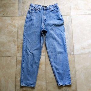 Vtg 90s Gap Reverse Fit High Waist Mom Jeans 10P